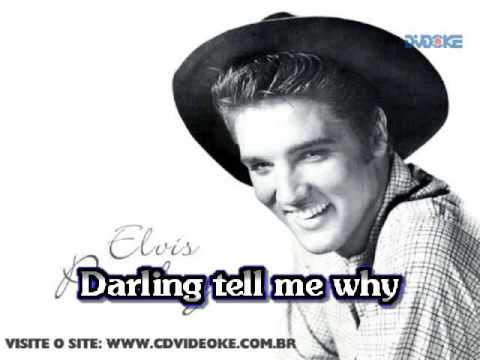 Elvis Presley   Tell Me Why
