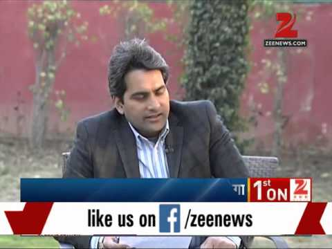 Watch: Amit Shah exclusive interview with Sudhir Chaudhary- Part II