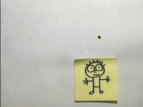 "Duck, Duck, Poop! - A Stop Motion Animation From ""The Klutz Book of Animation"""