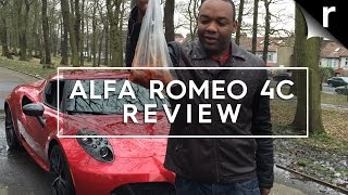 Alfa Romeo 4C review: You