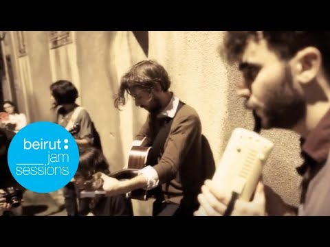Beirut Jam Sessions - We Were Evergreen & Maya Aghniadis - Second hand
