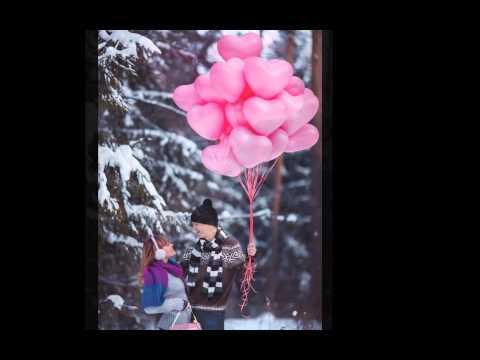 Зимняя Love Story Насти и Димы День святого Валентина