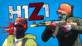 H1Z1 Funny Moments - EPIC Team Kill Fail, Bad Start, How Not To Win! (H1Z1 King Of The Kill)