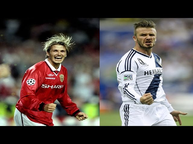Football Legends First and Last Goals of Their Career