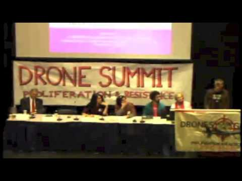 Drone Summit: Two views of the Drone War