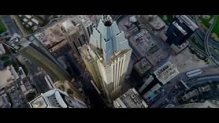 Fly over Dubai skyline with AQ Tube