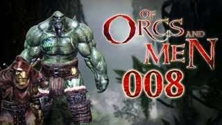 Let's Play Of Orcs And Men #008 - Invasion der wahnsinnigen Goblins [deutsch] [720p]