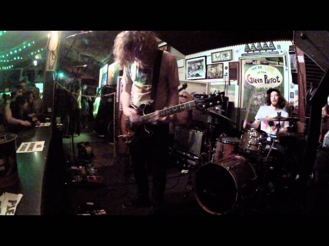Swissbob - 3 Cam Mix HD - The Heavy Pets @ The Green Parrot 2012-01-28