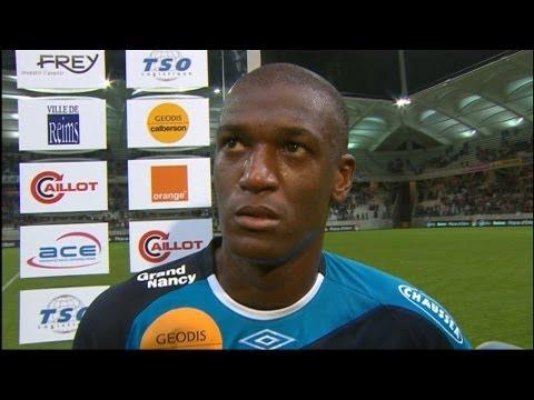 image vidéo  Interview de fin de match : Stade de Reims - AS Nancy Lorraine (2-0)