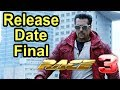 Download Race 3 Movie Release Date Confirmed and Salman Khan star opposite Jacqueline Fernandez in Mp3, Mp4 and 3GP