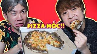 CÔ GIÚP VIỆC VUI NHỘN - ĂN THỬ PIZZA MỐC!!! | TOY PLANET