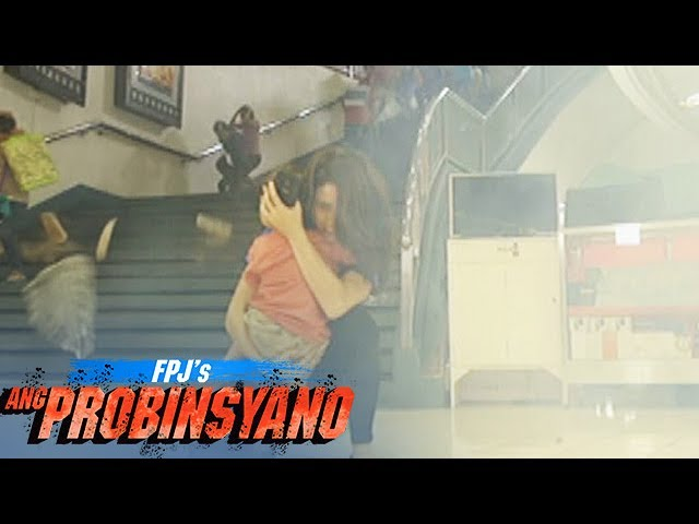 FPJ's Ang Probinsyano: Bomb explosion at the mall