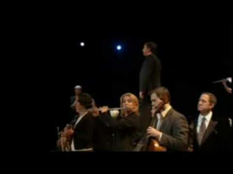 Raúl Esparza sings Company - Company revival