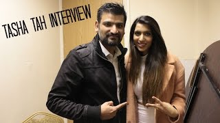 Tasha Tah Interview: Stars With Ali Azeem