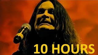 Take What You Want but it's only Ozzy Osbourne for 10 Hours
