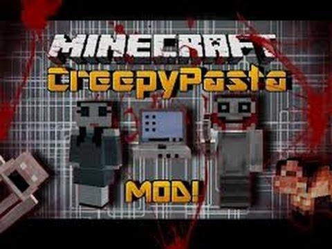 Descargar Mod de Crepypasta Minecraft 1.6.4
