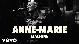 Anne-Marie - Machine (Live) | Vevo UK LIFT