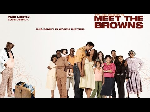 sofia vergara meet the browns trailer