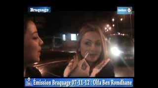 Braquage:Olfa Ben Romdhane