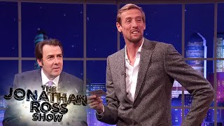 Peter Crouch Meets Britain's Tallest Man | The Jonathan Ross Show