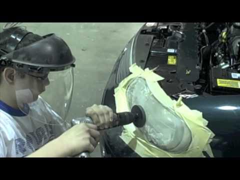 DIY - 3M (Headlight Restoration) - How To Repair Headlights