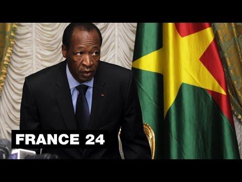 URGENT - Blaise Compaoré décrète l'État d'urgence au Burkina Faso