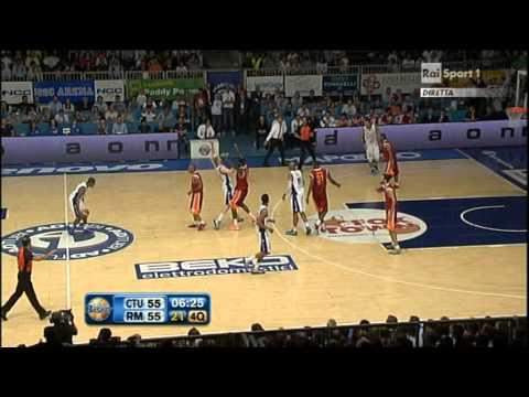 Lenovo Cantu - Virtus Acea Roma semifinale №6 2nd half
