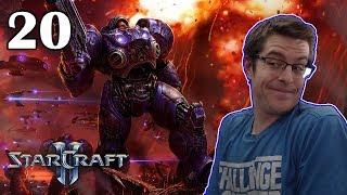 Left Flank - StarCraft II 4v4 - [Game 20]