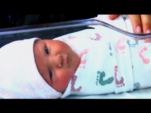 Baby scanning technology helps keep newborns safe