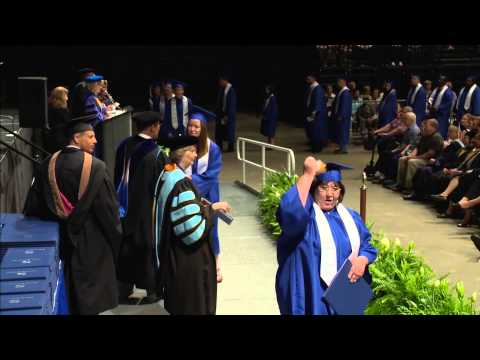 2014 Daytona State College Commencement 2 PM