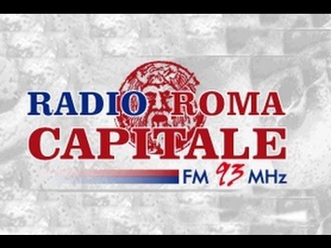 2015 07 22 Micaela Quintavalle in diretta su  RadioRomaCapitale