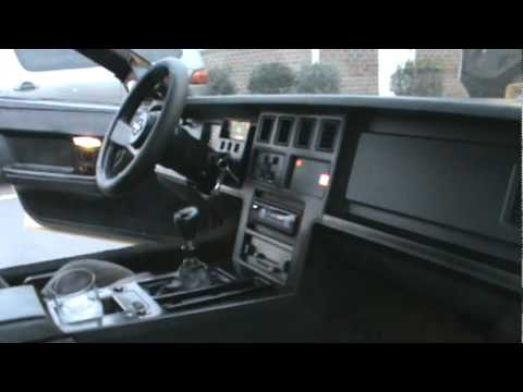 1989 C4 Corvette 355 ZZ4 Block
