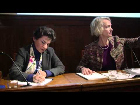 UN climate chief Christiana Figueres calls for an