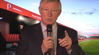 BRILLIANT Sir Alex Ferguson MOTIVATIONAL SPEECH!