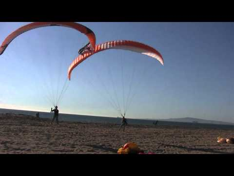 K2 Stability vs Dudek Nucleon Paramotor & Powered Paraglider Wings Review Testing