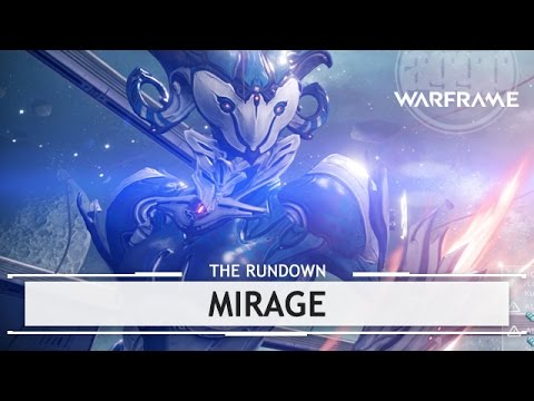 Warframe: Mirage. The Playful Flasher [therundown]