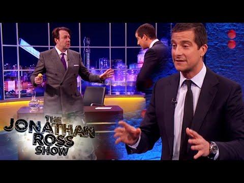 Bear Grylls Teaching Self Defence - The Jonathan Ross Show