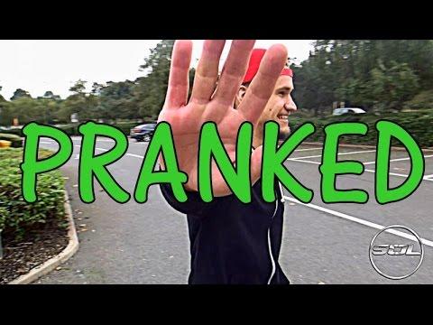 PAYBACK PRANK: Disappearing Supercar!!