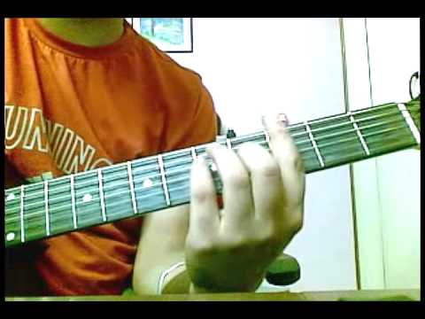 learn TUNE MUJHE PEHCHAANA NAHI on guitar