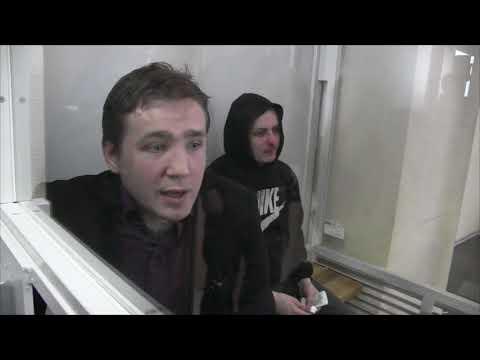 Заключённый журналист Дмитрий Василец. Интервью из клетки.