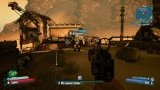 Borderlands 2 - Bioshock Easter Egg