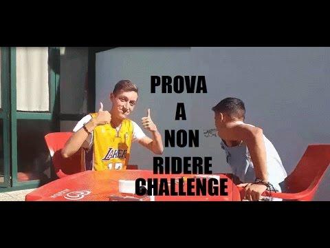 PROVA A NON RIDERE CHALLENGE!