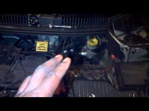 DIY Camshaft Position Sensor Removal and Installation Dodge Neon