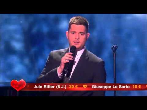 Michael Bublé - Winter Wonderland 2013 video