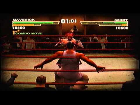 Def Jam Fight For Ny Created Fighters Redux video