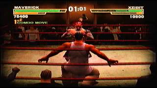 Def Jam Fight for NY Created Fighters Redux