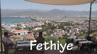 TURKEY: Fethiye city & market [HD]