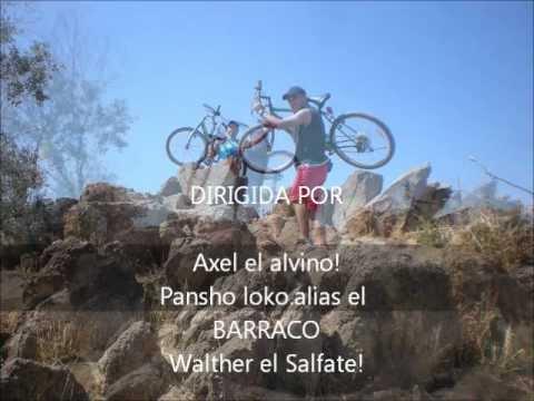 Cerro La Ballena (Aprendiendo Decenso)