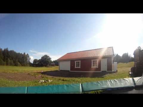GoPro HD: Double backflip POV SLOW-MO Trampoline