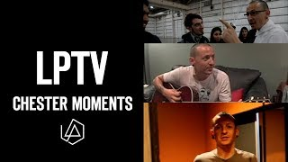 Chester LPTV Moments | Linkin Park